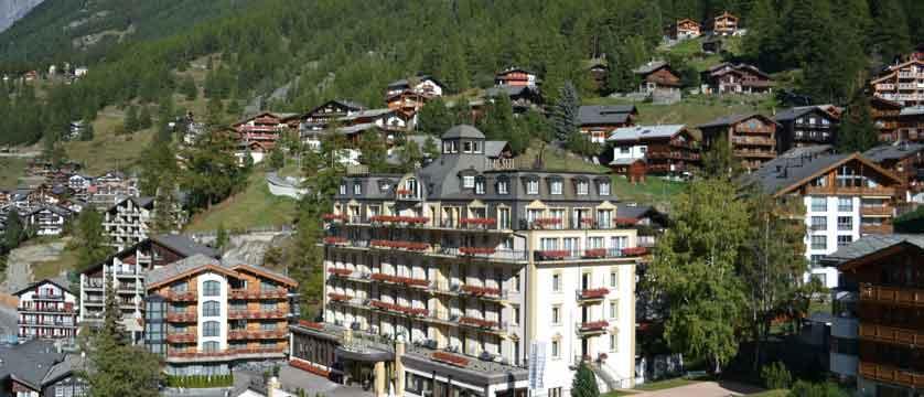 Parkhotel Beau Site, Zermatt, Switzerland - exterior aerial view.jpg